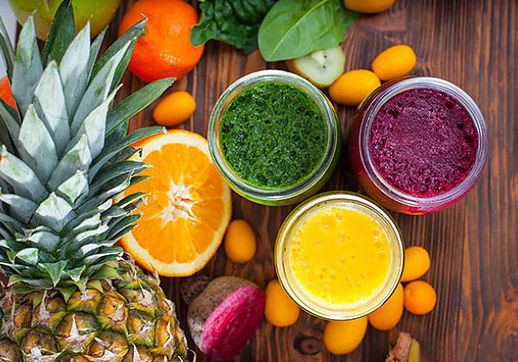 Benefits of Doing a Juice Diet