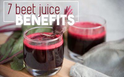 7 Beet Juice Benefits (that you've never heard of)