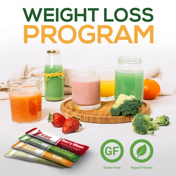 Raw Fountain Juice Weight Loss Program