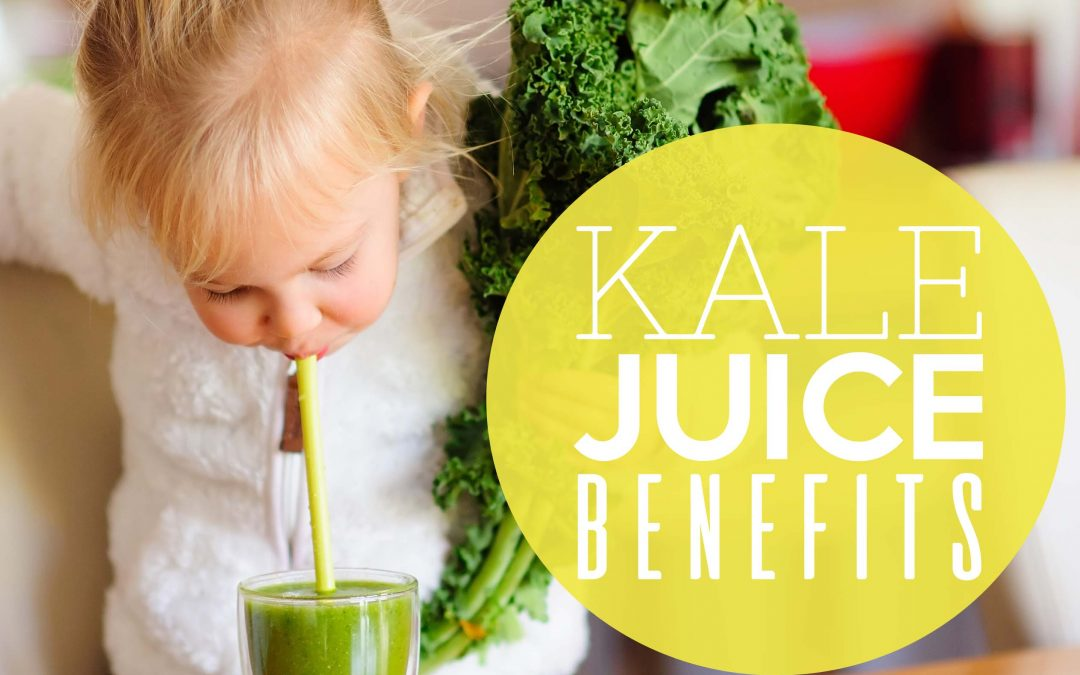 5 Things You Didn't Know About Kale Juice