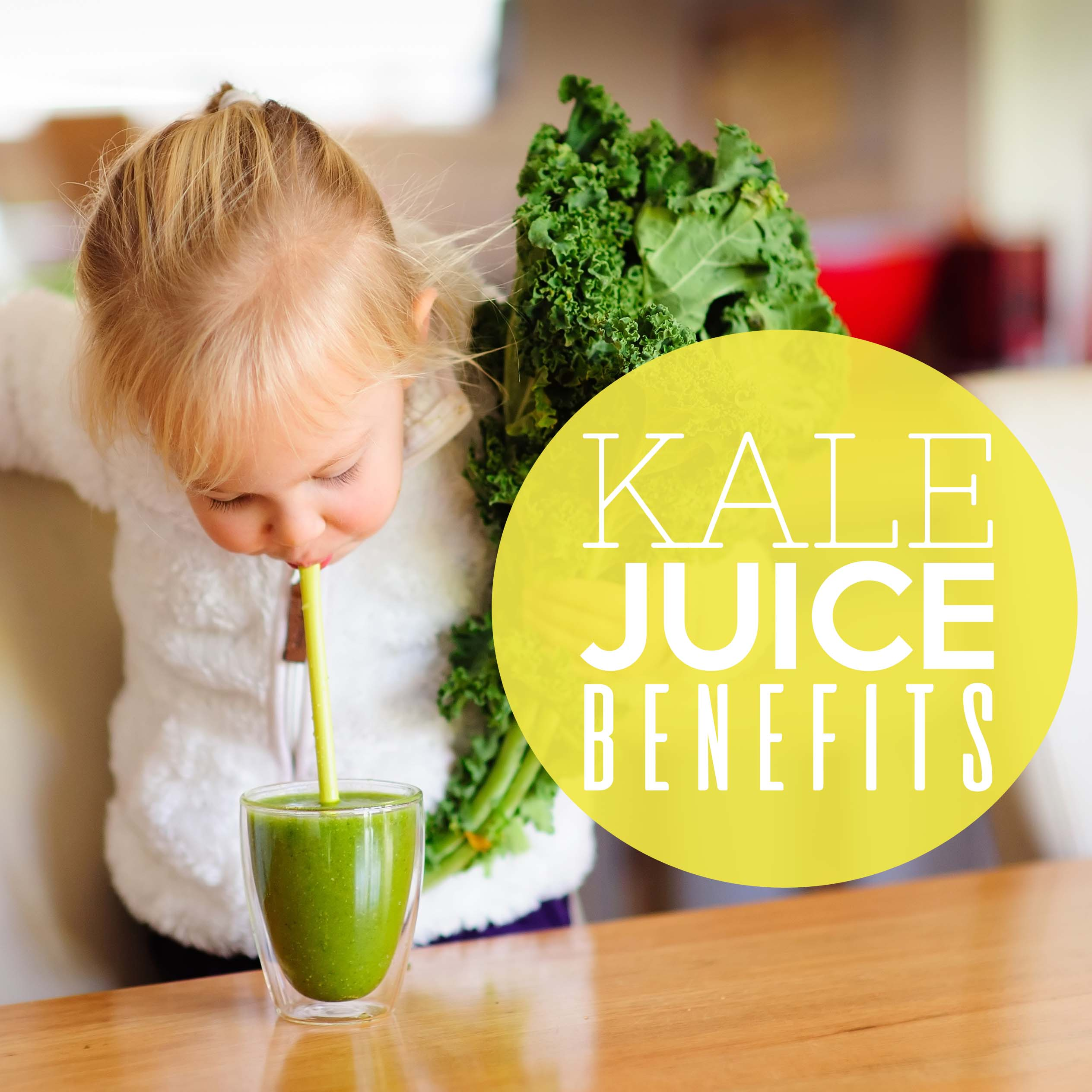 Know About Kale Juice