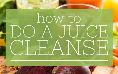 How to Keep the Weight Off After a Juice Cleanse