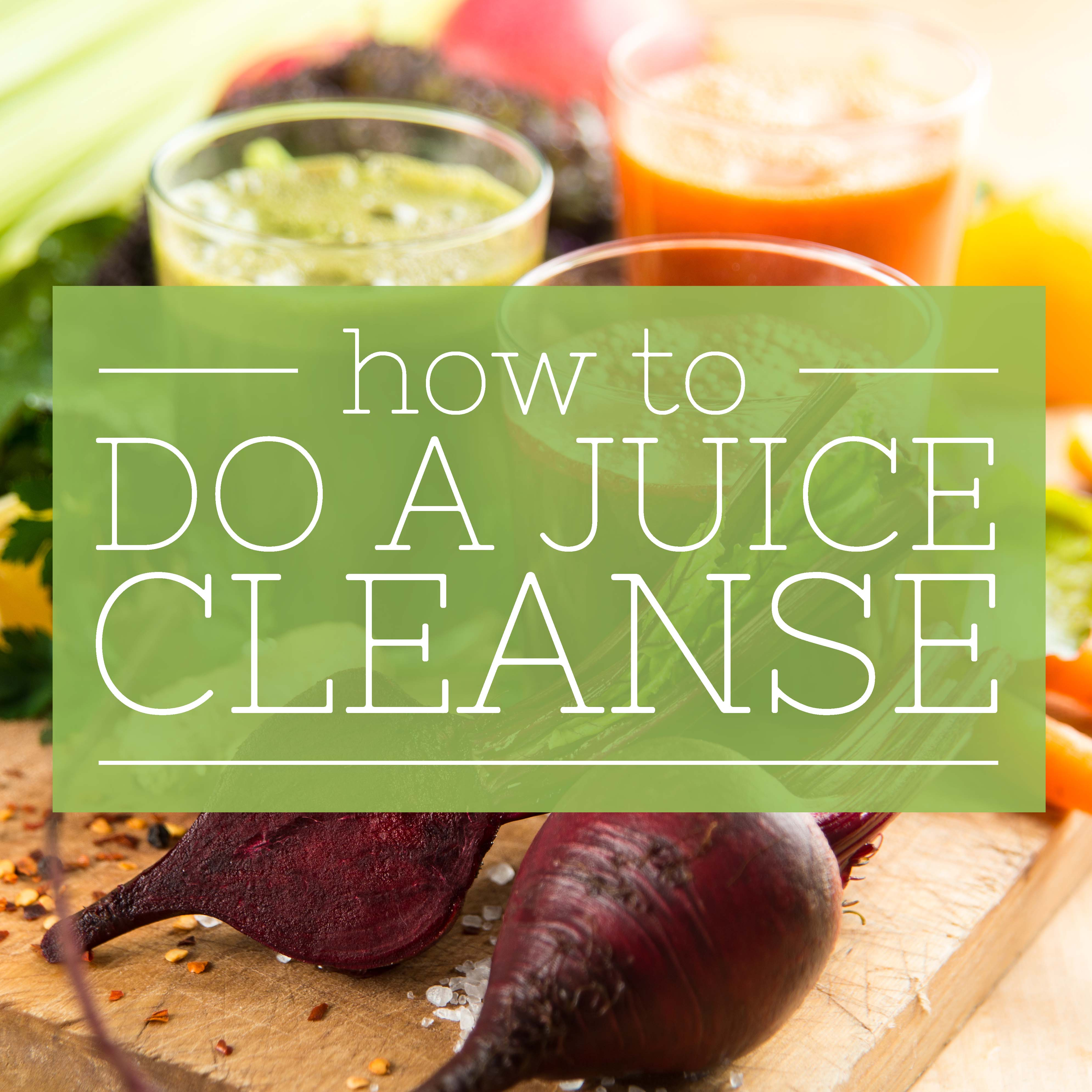 Keep the Weight Off After a Juice Cleanse