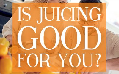 What Are the Benefits of Juicing?