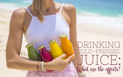 Drinking Cold-Pressed Juice: What Are the Effects?