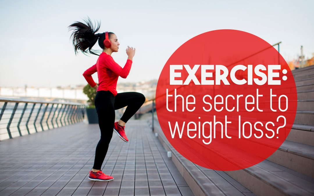 Exercise: The Secret to Weight Loss?