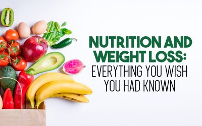 Nutrition and Weight Loss: Everything You Wish You Had Known