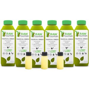 Tropical Green Coconut 18 Bottles